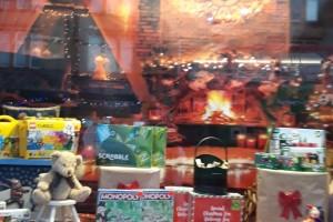 Keighley Christmas Window