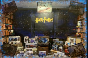 Harry Potter Window!