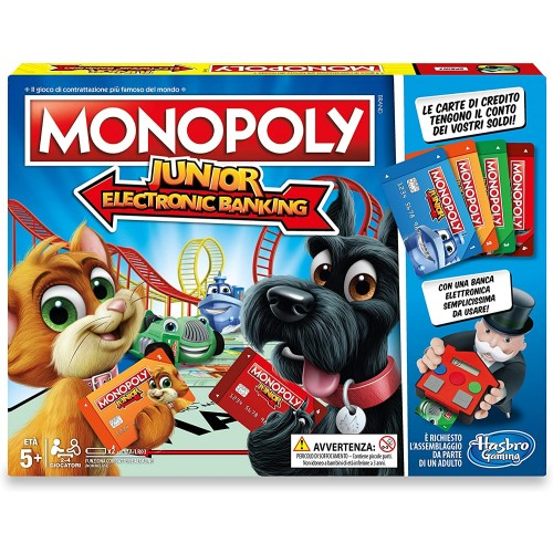 Junior Monopoly Electronic Banking