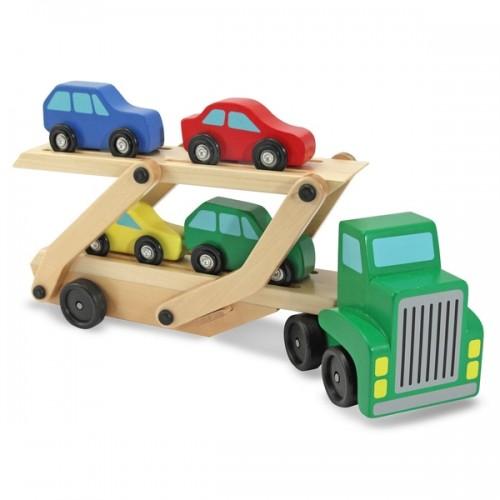 Wooden Car Transporter