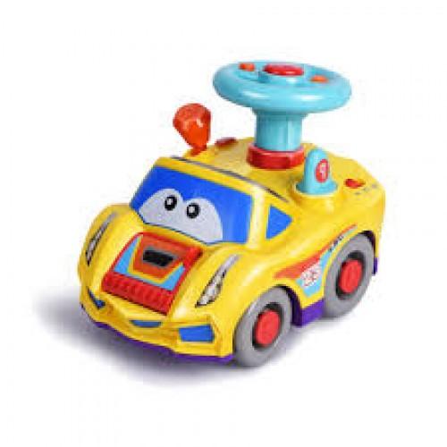 Infunbebe Vroom Vroom Car