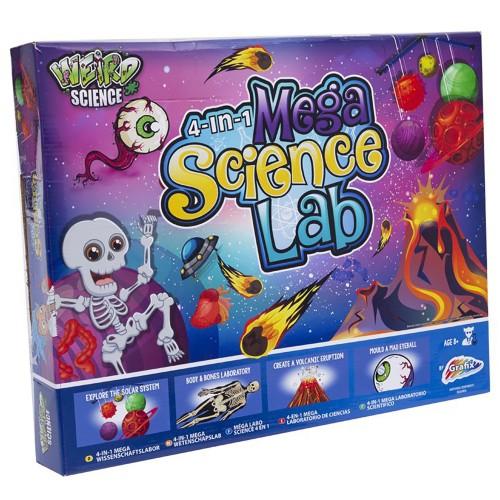 4 in 1 Mega Science Lab