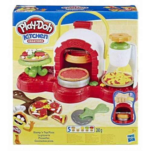 Play-Doh Stamp 'n Top Pizza Oven