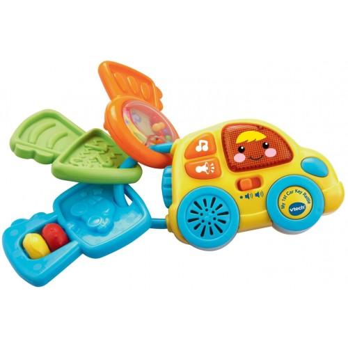 VTech Baby My First Car Key Rattle