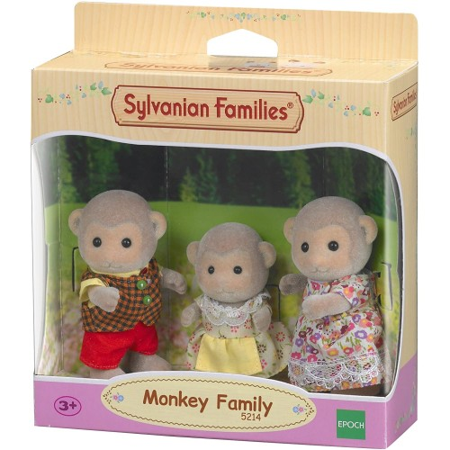 Sylvanian Families - Monkey Family Set