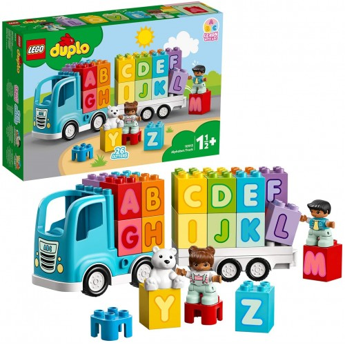 10915 DUPLO My First Alphabet Truck