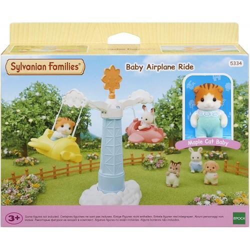 Sylvanian Families - Baby Airplane Ride