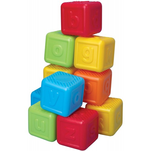 Fun Time Alphabet Blocks