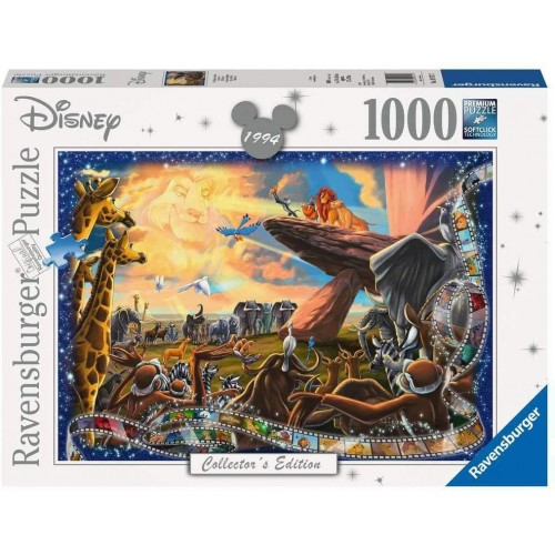 19747 Ravensburger Disney Collector's Edition Lion King 1000