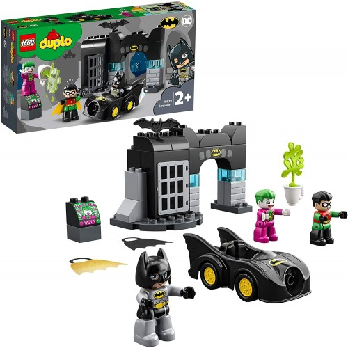LEGO 10919 DUPLO DC Batman Batcave with Batmobile