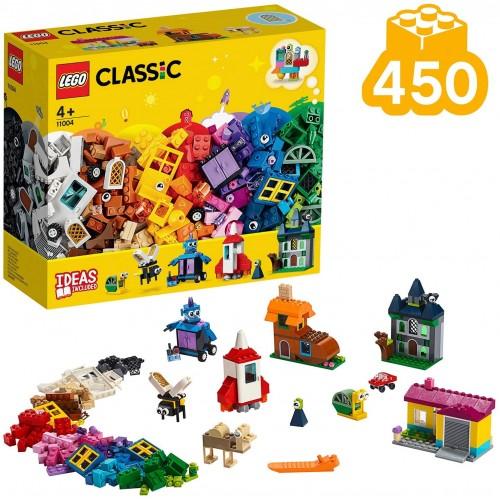 LEGO 11004 Classic Windows of Creativity Brickset