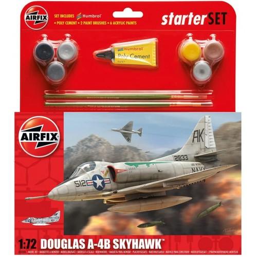 Airfix A55203 Douglas A4-B Skyhawk Starter