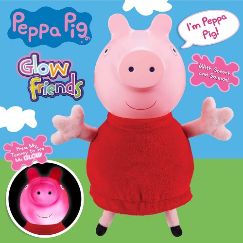 Peppa Pig Talking Glow Peppa