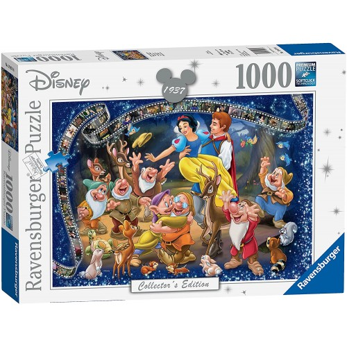 Ravensburger 19674 Disney Snow White Collector's Edition