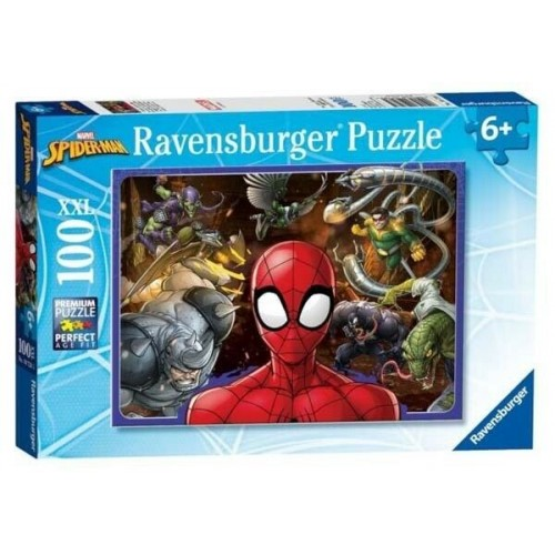 Ravensburger 100 XXL Piece Puzzle Marvel Spiderman 10728