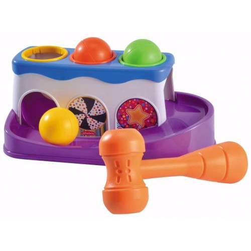Baby Hammer And Ball Set