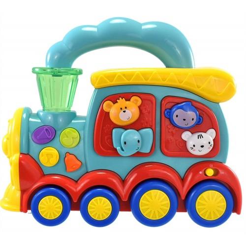 Baby Animal Train