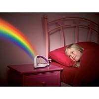 My Very Own Rainbow Projector Nightlight