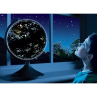 2 in 1 Globe Earth & Constellations