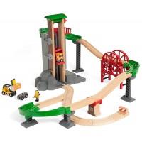 BRIO World - Lift & Load Warehouse Set