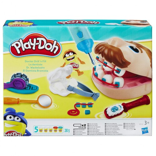 Play-Doh Doctor Drill 'n Fill