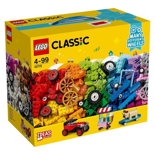 LEGO 10715 Classic Bricks on a Roll