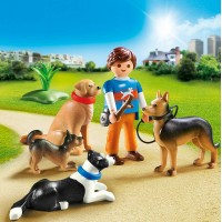 Playmobil 9279 City Life Dog Trainer