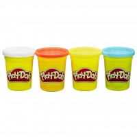Play-Doh 4 Tub