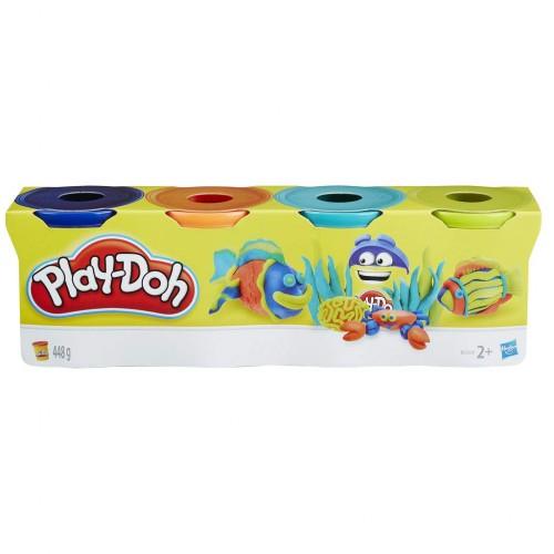 Play-Doh 4 Tub