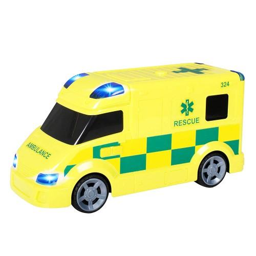 Large Light & Sound Ambulance