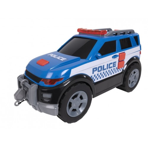Large Light & Sound Police 4x4