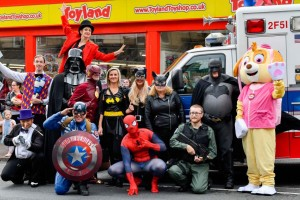 Toyland Keighley Charity Day!